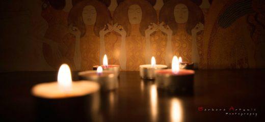 donne e candele